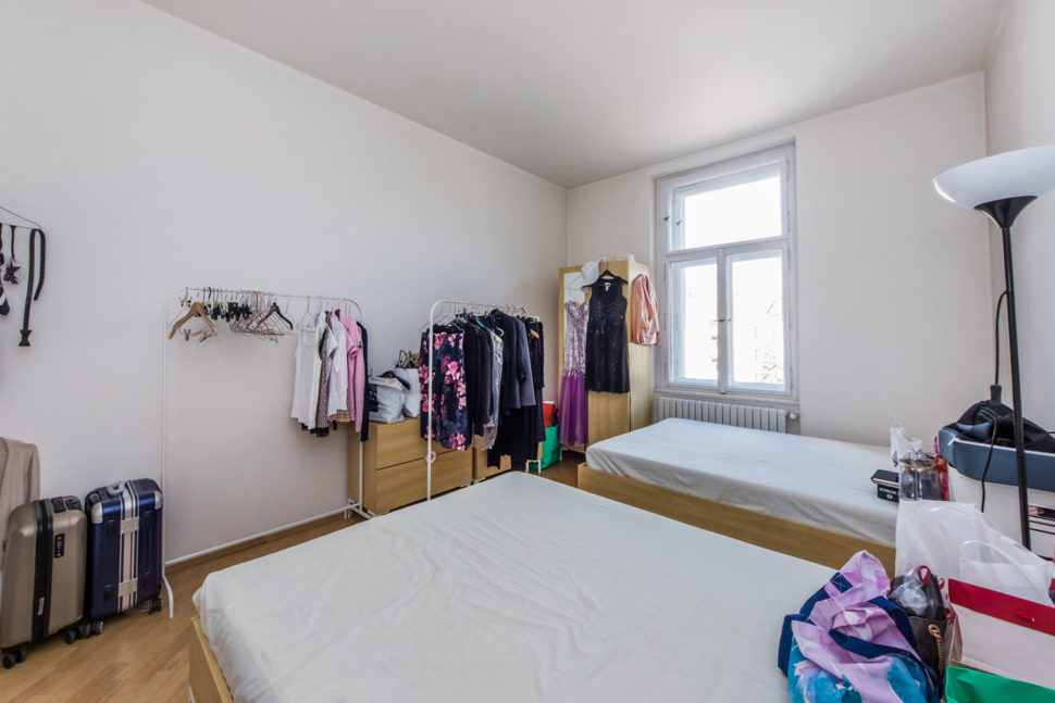 home staging před