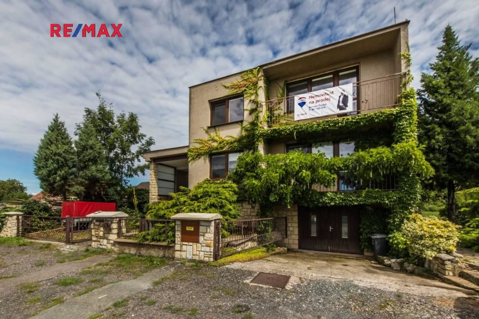 Prodej domu 5+1 Bousov