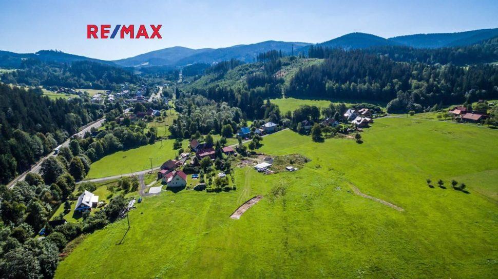 pozemky Horní Bečva